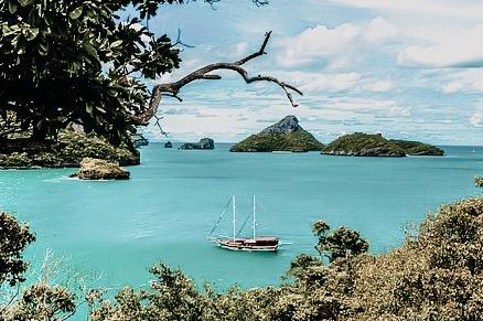 Ang Thong Marine Park Thailand