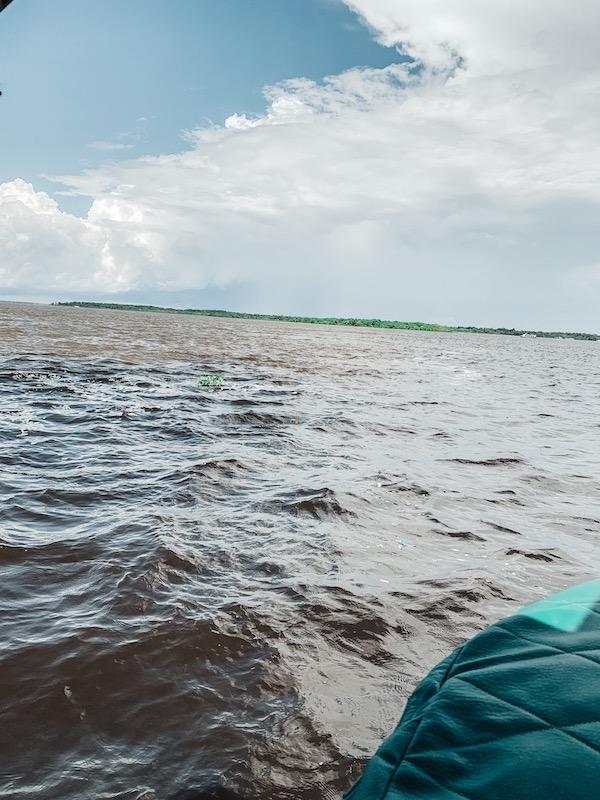 Encontro das Aguas Manaus Amazonas
