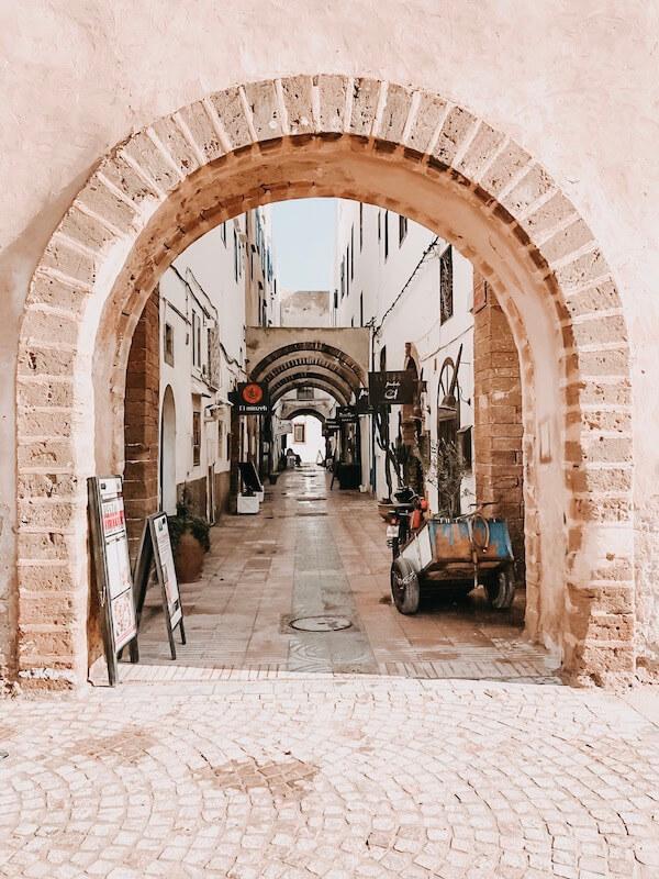 Medina Marokko