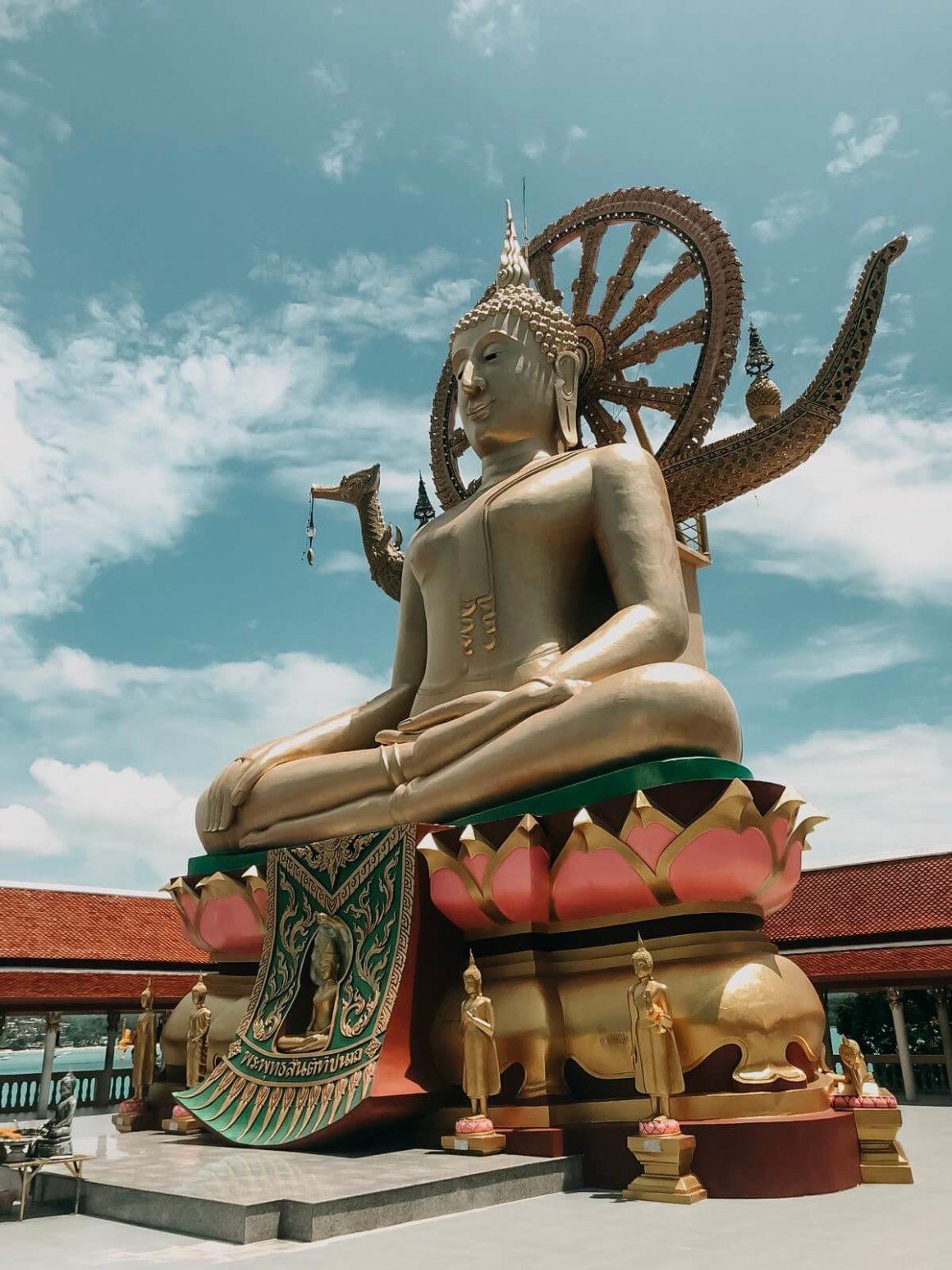 Big Buddha Koh Samui