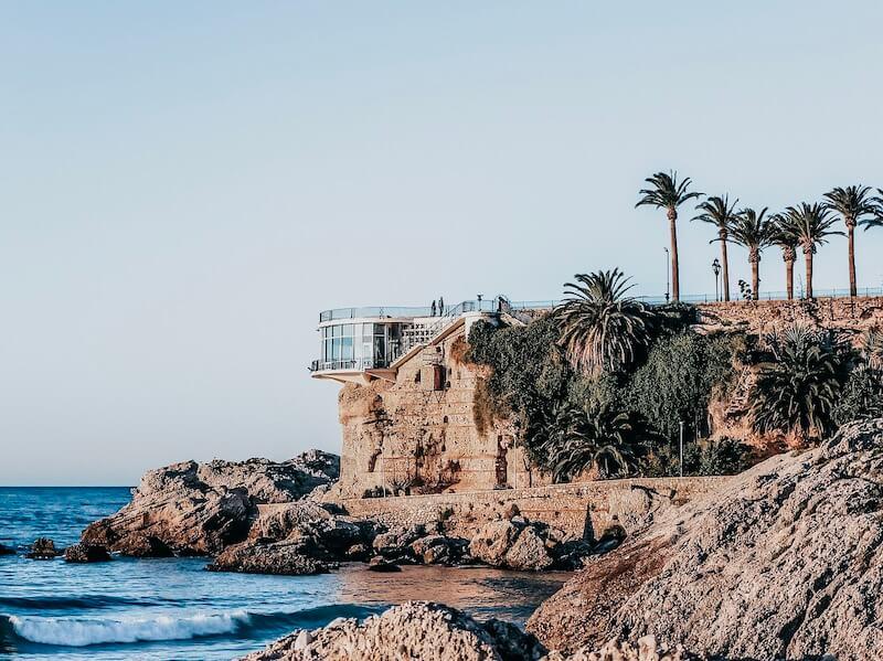 Balcón de Europa Andalusien Nerja