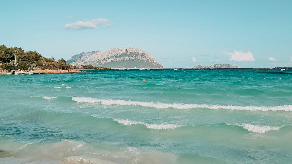 Golf von Olbia Sardinien