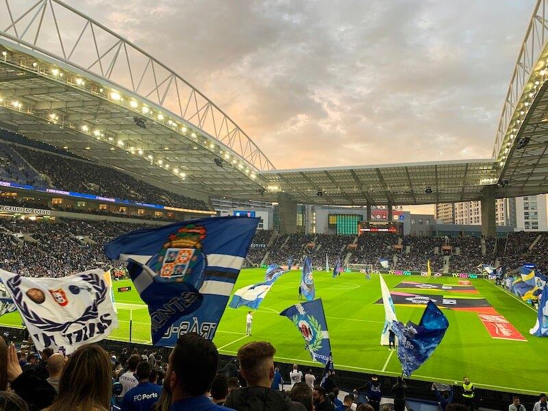 Estádio do Dragão Fc Porto