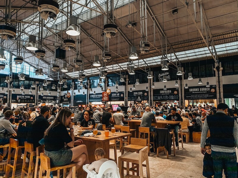 Time Out Market Lissabon