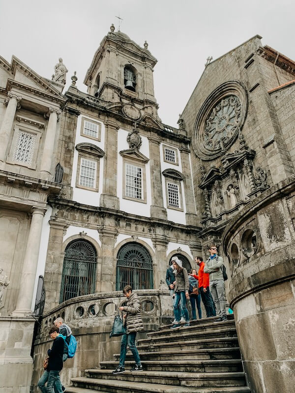 Igreja São Francisco Porto