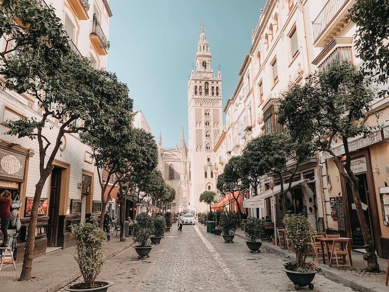 Santa Cruz Sevilla