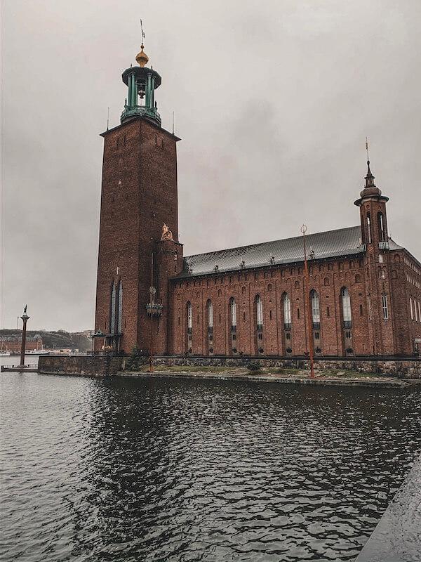 Stockholm Stadshus