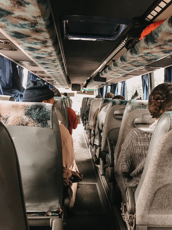 Bus Marokko