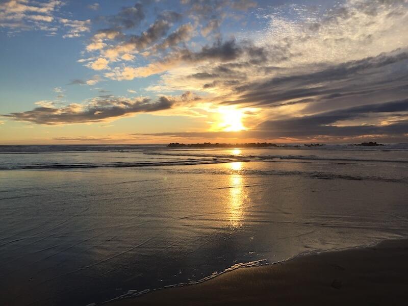 Sonnenuntergang Agadir Marokko