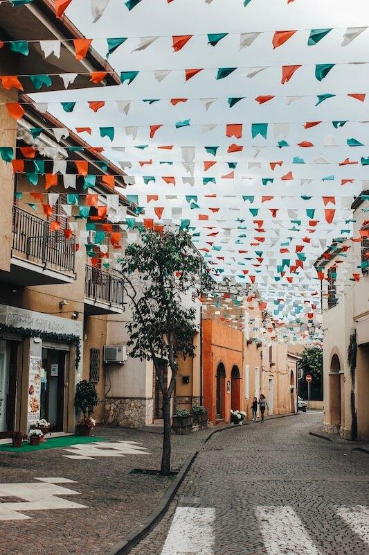 Pula Sardinien