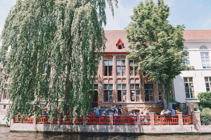 Brauerei Bourgogne des Flandres