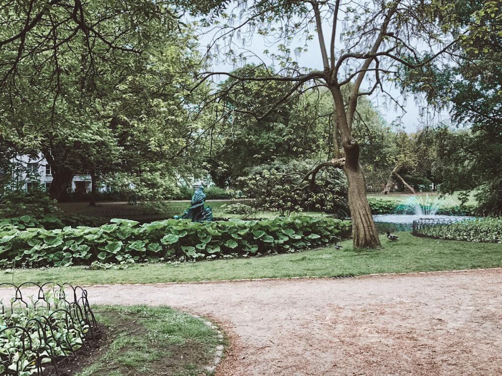 Königin Astrid Park Brügge