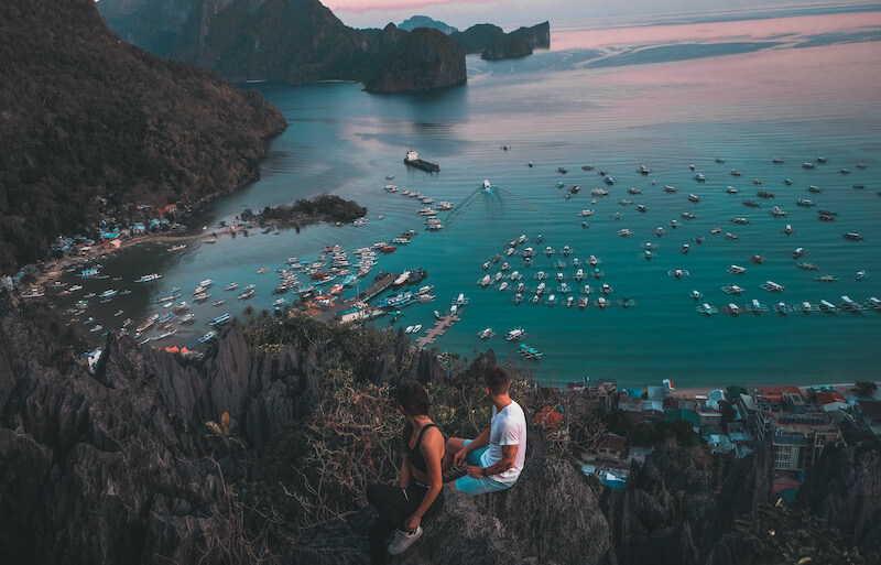 Taraw Cliffs El Nido