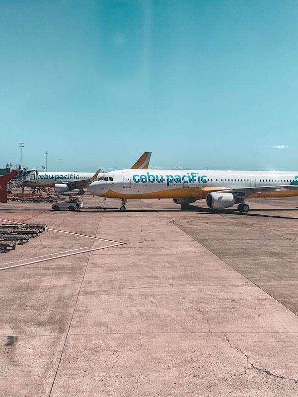 Philippinen Flugzeug