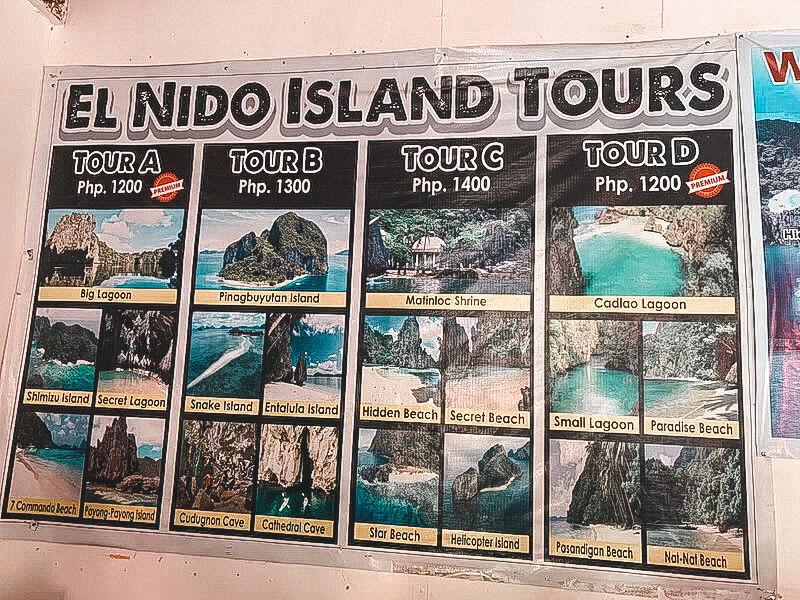 Island Tours El Nido
